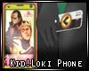Kid!Loki Phone