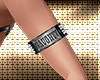 Naughty Armband Left