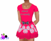sweet as candy girl dres