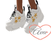 Sneakers W Stars