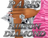 PARIS HILTON DIAMND RING