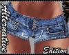 Kaelah Shorts Jeans RL