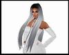 Militta I White & Silver