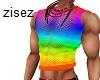 !z!Pride muscle tshirt