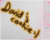 [A] David's Cookie