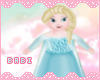 Snow Princess Plush Doll