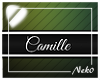 *NK* Camille (Sign)