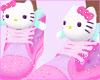HelloKitty sneakers