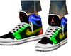 'F' Nike Shoes