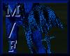 Malachite Blue Tail