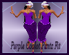 MzM Purple Coolot Fit