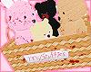 my stuffies