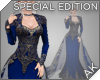 ~AK~ Royal Gown: Sapph