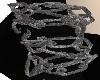 Chain Arm Silver R