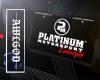 Platinum Motors Plate