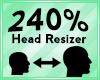 Head Scaler 240%