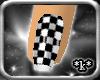 *k* Checkered nails