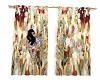 Posh Print  Curtains