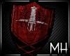 [MH] M/F - Left Shield