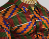 Kitenge Tight Shirt