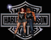 RH Harley Jeans