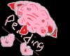 pinkbaby squeak ears