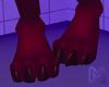 🅜 SUSHI: feet claws m