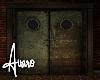 Warehouse Double Doors