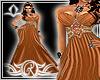 brown Gown XXXL