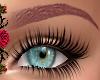 Auburn  Eyebrows