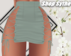 Sy | Tied Skirt | Sage