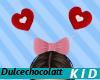 KIDS VALENTINE HEADBAND