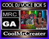 COOL DJ VOICE BOX5