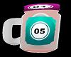 Fruit Jar cup Sealed