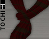 #T Scarf #Maroon Red