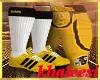 K! Steelers Cleats