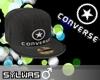[SWS] Black Converse Hat