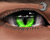 Feline Toxic Eyes M