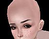 B! Bald male head