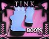 Moo-fect | Blue Boots