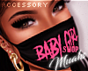 M! Face Mask-BabyGirl V2