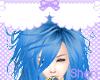 Remilia's Bedhead L-Blue
