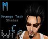 WFC Orange Tech Shades M