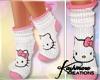 !Kk! Hello Kitty Socks 1