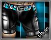 |s|.F.Bluestudded Shorts