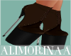 *A* Mila Brown Booties