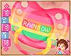 ! ✿KIDS Rainbow Paci