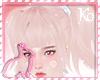 Ko ll School Hair Peach