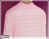 f Big pink sweater
