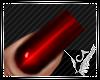 Amora Nails Red